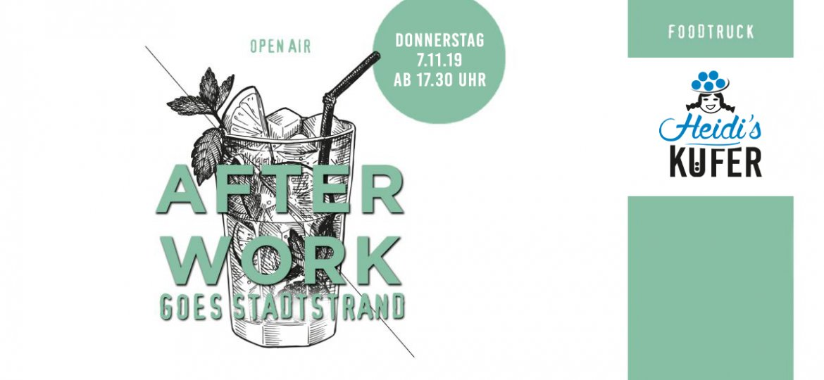 Afterwork Party, Offenburg, Freiraum,Heidis Catering, Foodtruck, Flammkuchen,